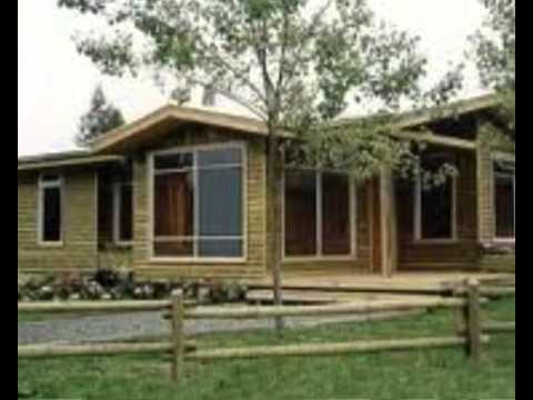 Casas prefabricadas de madera una solucion economica y - Casas de maderas prefabricadas ...