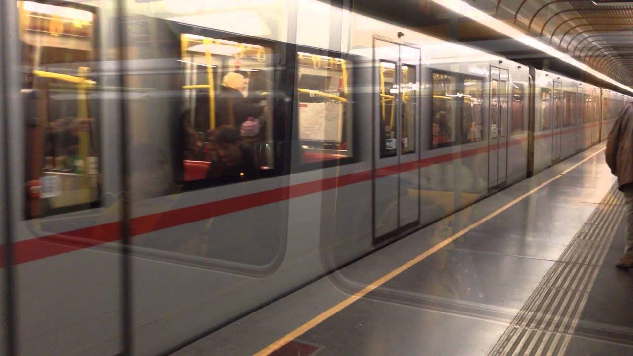 Wien UnterBahn Linie U1 Kepler...