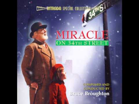Miracle On 34th Street Bruce Broughton