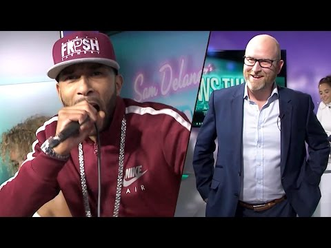 UKIP's Paul Nuttall introduced by Ragga MC - News Thing