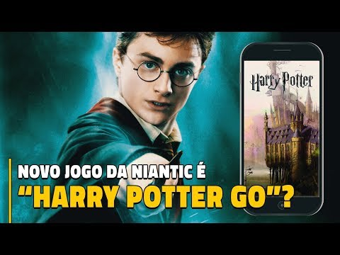 Download Youtube: NOVO JOGO DA NIANTIC: Harry Potter: Wizards Unite?!