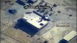 Уничтожение террористов в Аль Букемаль Сирия