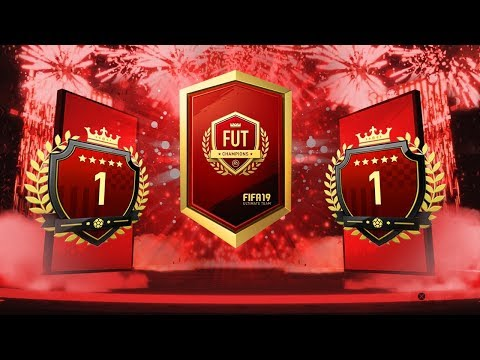 1ST IN THE WORLD FUT CHAMPIONS REWARDS! X2 ULTIMATE TOTW PACKS!