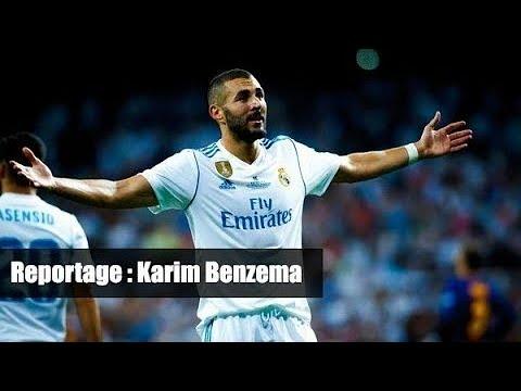 Reportage sur Karim Benzema Real Madrid