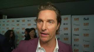 Matthew McConaughey launches 'White Boy Rick'