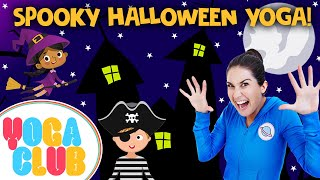 Spooky Halloween Kids Yoga! 🎃 Yoga Club (Week 13)   Cosmic Kids