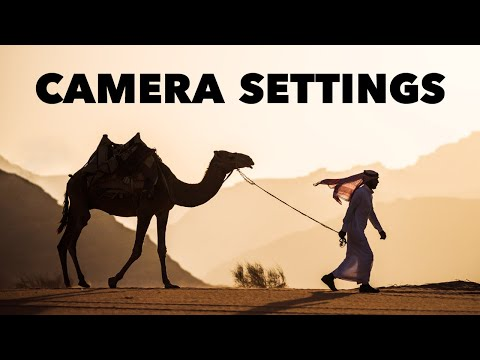 Shutter Speed, Aperture & ISO - Easy System To Master All 3