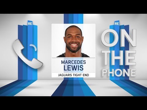 Jacksonville Jaguars TE Marcedes Lewis Dials in to The Rich Eisen Show | Full Interview | 9/26/17