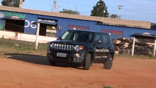 TEST DRIVE - JEEP RENEGADE
