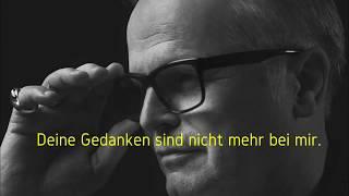 Herbert Grönemeyer - Flugzeuge im Bauch (Musikvideo)