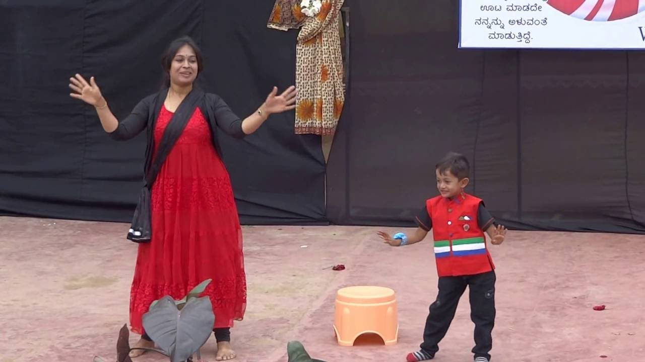 MOM and SON dance performance @Mother's day celebration ...