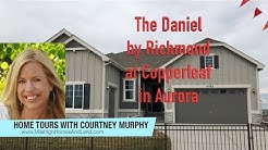 New Homes in Aurora Colorado - Daniel Model by Richmond at Copperleaf