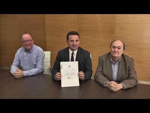 Canal 37 La Nucía recupera casi 7 millones del PAI Serreta