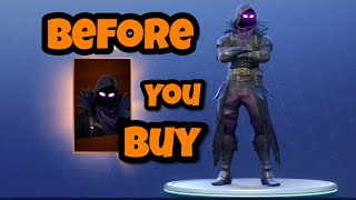 New Fortnite Raven Skin Before You Buy- Fortnite Battle Royale