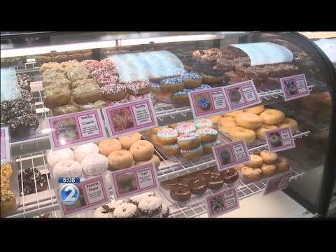 Where to get a free doughnut on National Donut Day 2017
