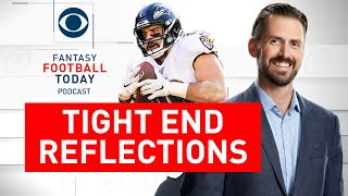 Tight End FANTASY REFLECTIONS & 2020 Breakouts | Fantasy Football Today