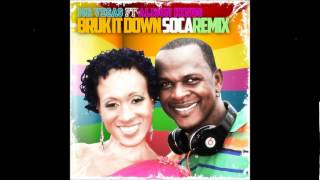 Mr. Vegas feat. Alison Hinds - Bruk It Down  [Soca Remix] [Barbados Cropover]