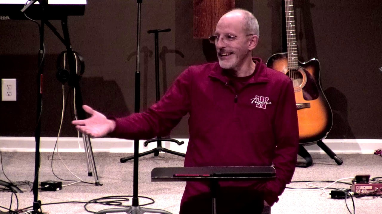 A Man After God's Own Heart | Todd Griffith | Harvest Church