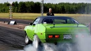BEST of THE BEST American Muscle Cars ( PURE SOUND ) (HD)