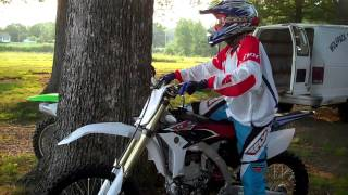 why 2-stroke guys shouldn't ride 4 strokes