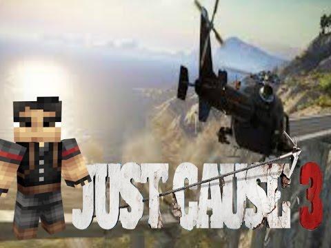 JUST CAUSE 3 /gameplay/ Una reacion terrible /ps4