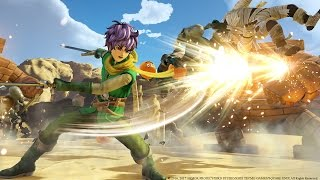 Dragon Quest Heroes 2 Gameplay First Impressions