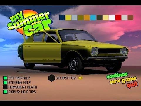 تحميل my summer car مجانا
