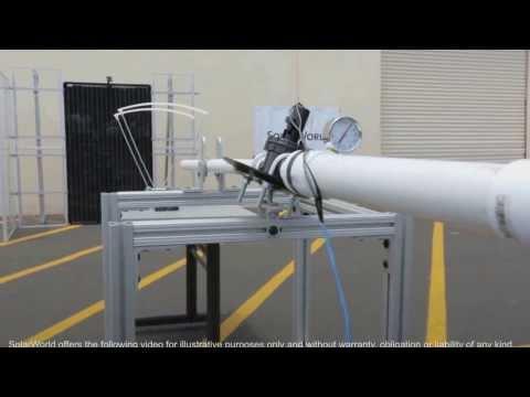 SolarWorld Indestructible Solar PV Panels by Carbon Zero