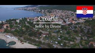 Croatia By Drone at Auto Camp Selce {4K} | Drone4Fun |