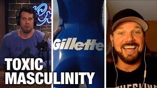WWE's AJ Styles DEBUNKS 'Toxic Masculinity'! | Louder With Crowder