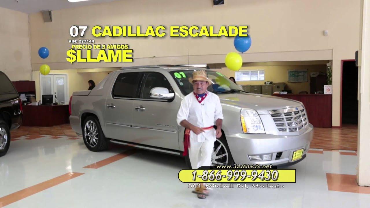 Los Amigos Auto Sales >> 3 Amigos Auto Center 30 Min Show Specials Sept Oct Youtube