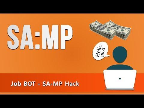 [RO] Job BOT - [SA-MP Hack] - Download - Instalare