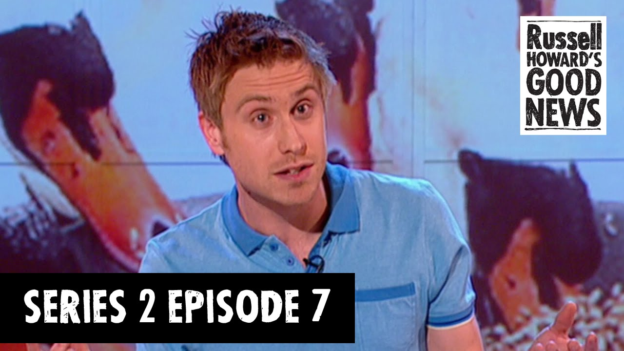 Download Russell Howard's Good News - Series 2, Episode 7