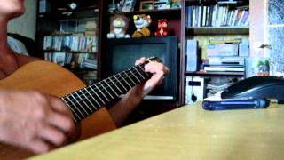 разбитая судьба на гитаре