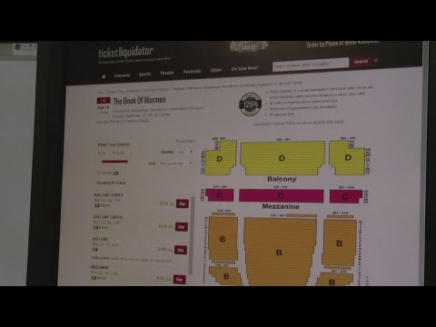 Online ticket scalpers steal the show from New Mexicans