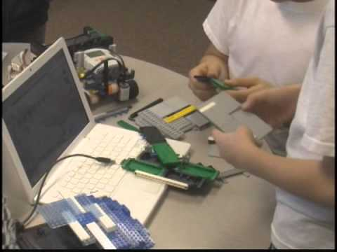 Barnette Magnet School's Lego Robotics Competition