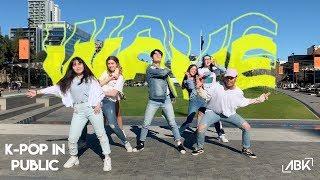 [K-POP IN PUBLIC] ATEEZ (에이티즈) - Wave Dance Cover by ABK Crew