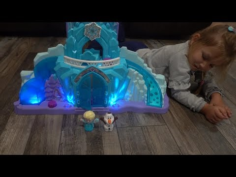 Kids new disney's frozen toy review