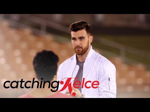 Travis Kelce Drops a Bombshell on His 50 Ladies | Catching Kelce | E!