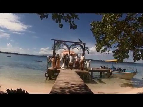 "Solomon Islands 2016 ""An Island Wedding"""