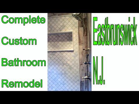 Full Bathroom remodel (Central NJ)