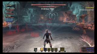 ESO New DLC dungeon (PS4)(HD)