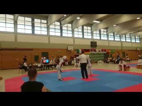 Taekwondo Turnier In Essen GER