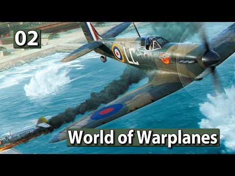Bomber Pilot Yankee greift an! ✈ Luftkampf Simulator World of Warplanes 2.0 Gameplay deutsch