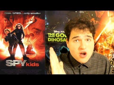 "Download ""Spy Kids (2001)"" - Movie Review"