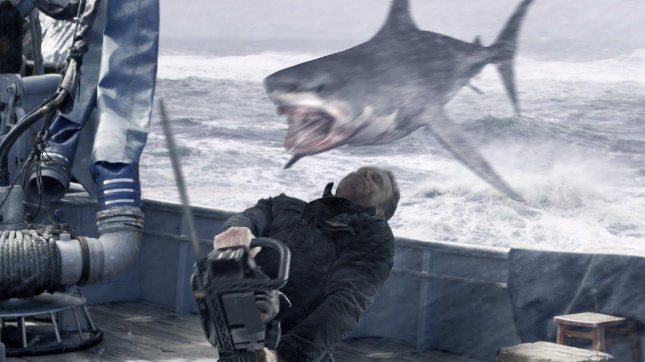 【ジョーズ】A級~Z級まで!おすすめサメ映画【シャークネード】