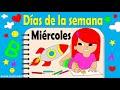 Canción días de la semana vídeo infantil para aprender los días de la semana cantando mp3