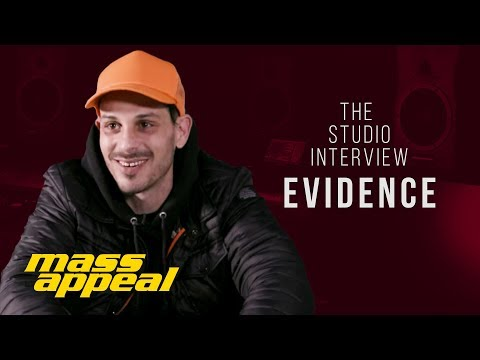 The Studio Interview with Evidence