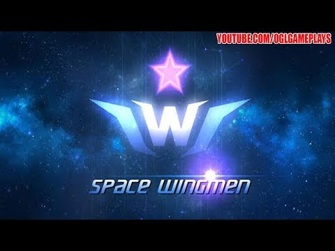 Space Wingmen : Stylish Arcade Shooting Android/iOS Gameplay