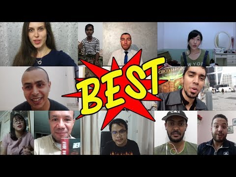 HIGHLIGHT OF THE YEAR – YOUR VIDEOS